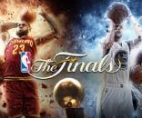Finals NBA 2017, Golden State Warriors-Cleveland Cavaliers