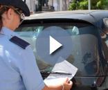 Auto parcheggiata in divieto di sosta, la multa la paga Marco Sattin