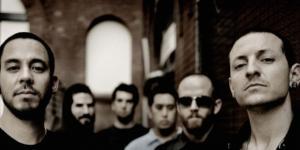 Cinque componenti dei Linkin Park