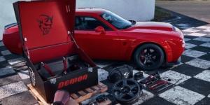 Dodge Demon pricing reveals it's good bang for your buck - newatlas.com