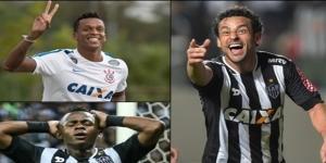 Jogadores mais escalado para rodada de número 3 do Brasileirão