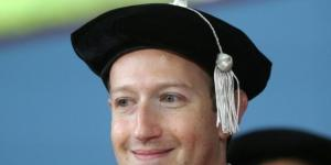 Mark Zuckerberg's Harvard commencement speech - Photo: Blasting News Library - bostonglobe.com