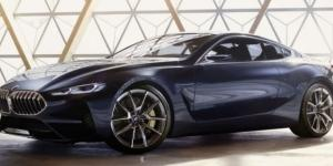 New BMW 8-Series Concept Shows The Shape Of Things To Come - carscoops.com