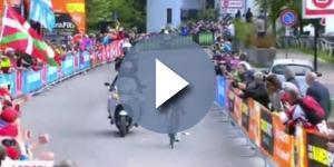 Mikel Landa vince a Piancavallo