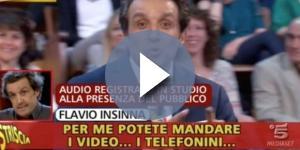 Striscia la Notizia contro Flavio Insinna: ancora filmati e accuse verso il conduttore di 'Affari tuoi'