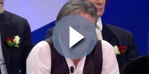 U&D: la sfuriata di Giorgio Manetti durante la trasmissione.
