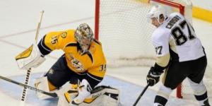 Pittsburgh Penguins top Nashville Predators 3-0. - penslabyrinth.com