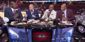TNT segment derails as Shaq and Charles Barkley trade insults ... - businessinsider.com