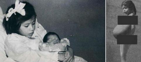 A incrível história da jovem peruana que teve um bebê quanto tinha apenas 5 anos de idade