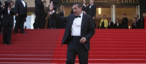 Pattinson, Sandler lead Oscar contenders out of Cannes | News OK - newsok.com