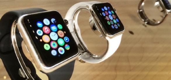Apple Watch | by shinya CC BY-ND 2.0 https://www.flickr.com/photos/shinyasuzuki/17078894786