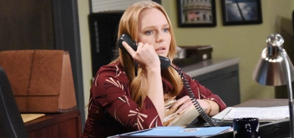 """Chloe from """"The Days of Our Lives"""" (via soaps.sheknows.com)"""