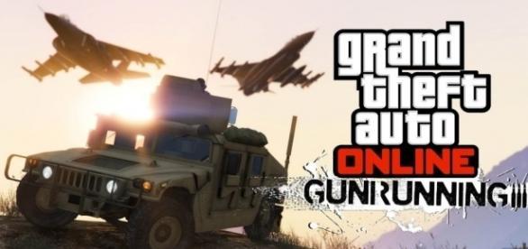 GTA Online: Gunrunning DLC   Belvoir Eagle - belvoireagle.xyz