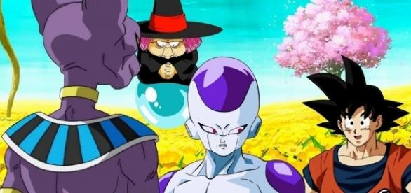 Dragon Ball Super: Episódio 94 – A Ressurreição do Imperador do Mal! Os misteriosos assassinos estão aguardando!?