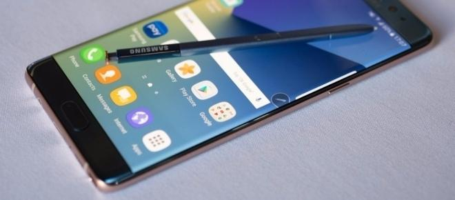Galaxy Note 8 front panel leaked in a recently surfaced video