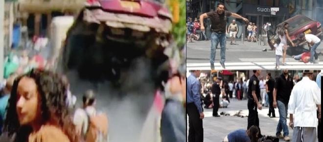 Suposto terrorista atropela e mata 22 pedestres na Times Square, nos EUA; vídeo