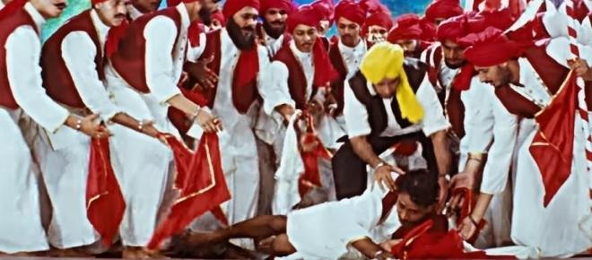 Rot und Weiß: Die Farben des Kampfes und des Leidens Indiens [VIDEOS]