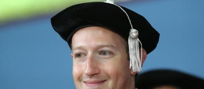 Mark Zuckerberg gives commencement address at Harvard University