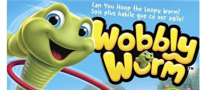 Interview with toy inventor Brady Lang, creator of the 'Wobbly Worm'