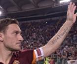 Totti saluta la Roma e il calcio: è la fine di una favola - ilgiornale.it