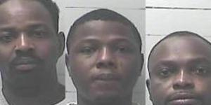 Mug shots of the accused via BN library