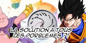 La salle de l'esprit et du temps, la solution à tous les problèmes? Ultimate Gokû et Réveil de Buu