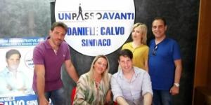 Lunedì alle ore 19 incontro tra Daniele Calvo e Afi Avola