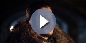 Actor Kit Harington as Jon Snow (Photo via Game of Thrones/Twitter)