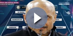 Inter, per Spalletti attacco da sogno