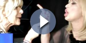 Lite furiosa tra Tina e Gemma che poi scoppia a piangere (VIDEO ... - bitchyf.it