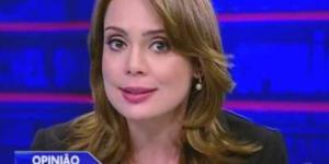 Rachel Sheherazade não tem medo de dar a sua opinião