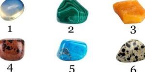 Teste das pedras revela detalhes de sua personalidade