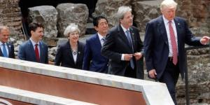 Trump and other leaders clash on trade, climate at G7 - Business ... - businessinsider.com