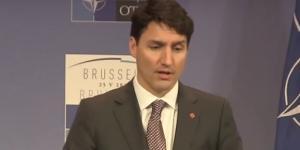 ustin Trudeau, primo ministro del Canada