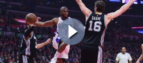 Chris Paul's injury could have huge playoff ramifications for ... - mysanantonio.com