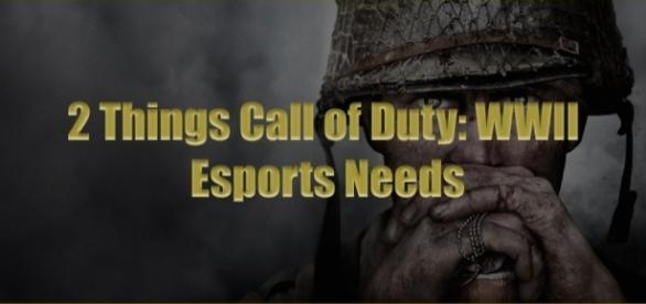 """Everyone is excited for """"Call of Duty: WWII"""", but it will need two things if it wants its esports scene to be successful. (Via-Nicholas Barth)"""