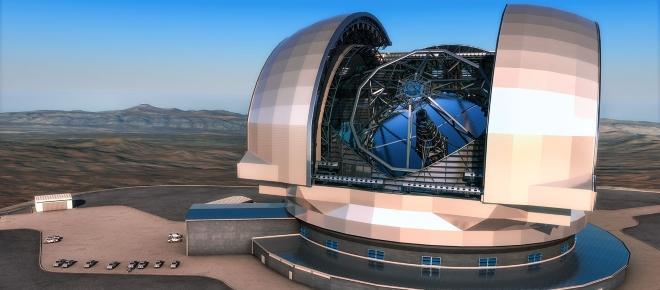 Super-telescopio Elt: al via i lavori dopo la cerimonia di inaugurazione