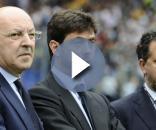 Marotta, Paratici e la Juventus