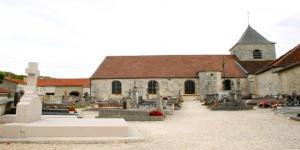 Le 24 août 2012, le cimetière et la tombe du général de Gaulle à Colombey-les-Deux-Eglises