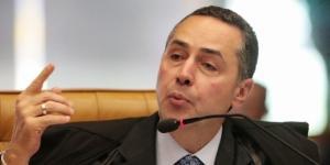 Ministro Luís Roberto Barroso discorda das posições de Gilmar Mendes