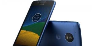 Moto G5 leaks in blue sapphire colour | Digit.in - digit.in