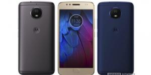 Moto G5S tipped with a full metal body design - Android Community - androidcommunity.com
