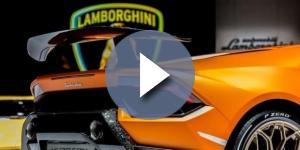 Lamborghini: nuovo stabilimento