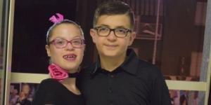 Paolo e Giada, fantastici ballerini con disabilità