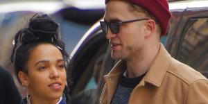 Plans For Robert Pattinson And FKA Twigs Revealed! - lockerdome.com
