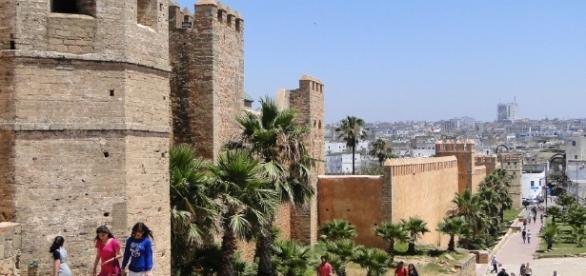 Rabat - Morocco / street children stuggle / Photo by Adam Jones share alike 3.0 commons via wiki