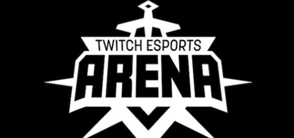 Twitch Esports Arena Logo Sponsored By T-Mobile
