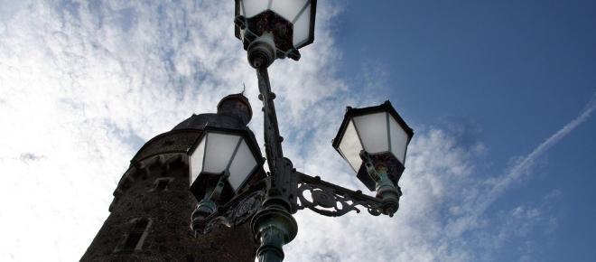 Energiesparen bei der Straßenbeleuchtung