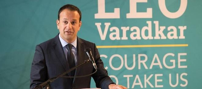 Leo Varadkar, gay son of Indian immigrant poised to become Ireland's youngest PM