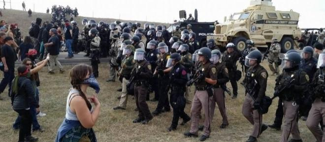 DAPL security firm TigerSwan's intelligence operation against protesters